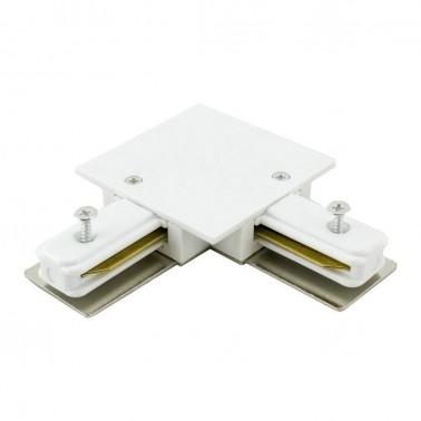 Cumpara Conector pentru șina LED 90° Negru LED market in Romania, livrarea in toata Romania