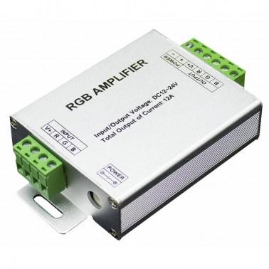 Cumpara RGB Ampliffier HX-AMF-01 LED market in Romania, livrarea in toata Romania