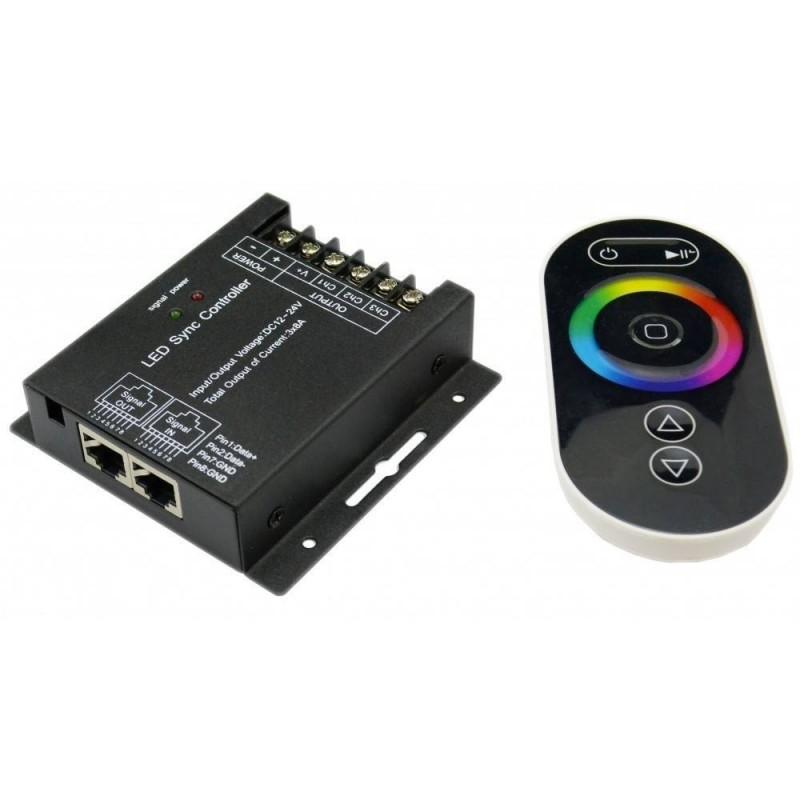 Cumpara Touch RGB color controller CT-A02-A LED market in Romania, livrarea in toata Romania