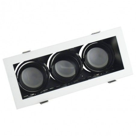 Cumpara Spot cu LED orientabil incastrabil LED market 4COB SD-72MODULE*3 in Romania, livrarea in toata Romania
