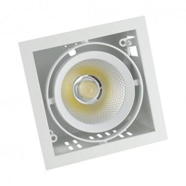 Cumpara Spot cu LED orientabil incastrabil LED market X70-1COB in Romania, livrarea in toata Romania