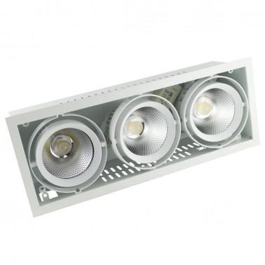 Cumpara Spot cu LED orientabil incastrabil LED market X70-3COB in Romania, livrarea in toata Romania