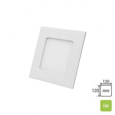 Cumpara Spot LED Patrat Incastrat LM-P0106-SR 6W in Romania, livrarea in toata Romania