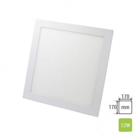 Cumpara Spot LED Patrat Incastrat LM-P0112-SR 12W in Romania, livrarea in toata Romania