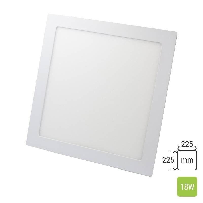 Cumpara Spot LED Patrat Incastrat LM-P0118-SR 18W in Romania, livrarea in toata Romania