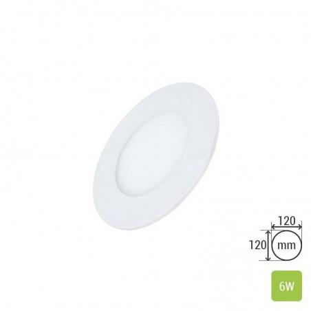 Cumpara Spot LED Rotund Incastrat LM-P0106-RR 6W in Romania, livrarea in toata Romania