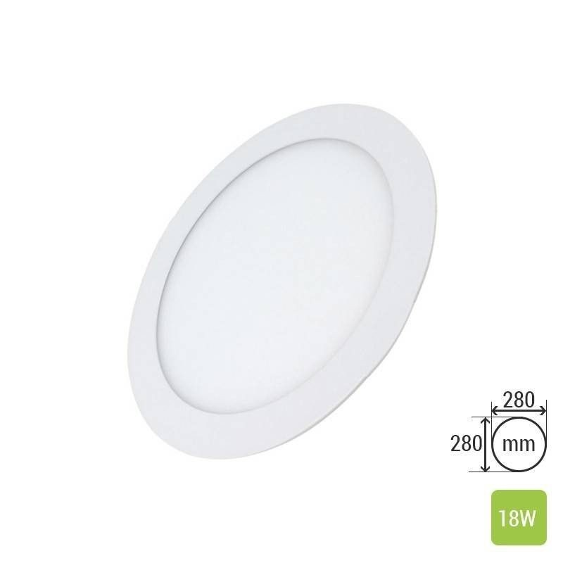 Cumpara Spot LED Rotund Incastrat LM-P0118-RR 18W in Romania, livrarea in toata Romania