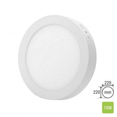 Cumpara Panou LED aplicabil TS-P0318 (18W) LED market in Romania, livrarea in toata Romania