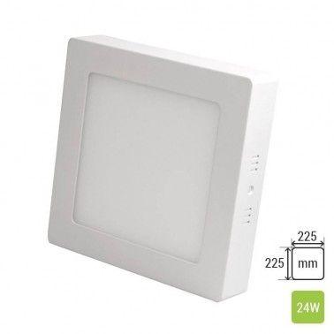 Cumpara Spot LED Patrat Aplicat LM-P0118-SS 18W in Romania, livrarea in toata Romania