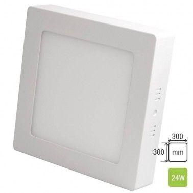 Cumpara Spot LED Patrat Aplicat LM-P0124-SS 24W in Romania, livrarea in toata Romania