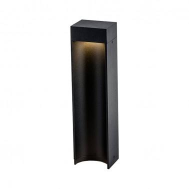 Cumpara Stalp LED iluminat gradina LED market A061 black 7W in Romania, livrarea in toata Romania