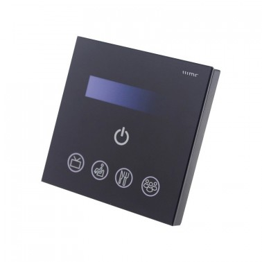Cumpara Dimmer TOUCH PWM TM113 black LED market in Romania, livrarea in toata Romania