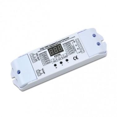 Cumpara DMX decoder 3ch*700mA PX705 LED market in Romania, livrarea in toata Romania