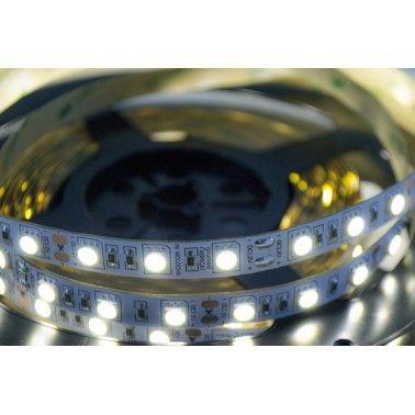 Cumpara Banda LED SMD 5050 lumina rece 3000K 12 (V) LED market in Romania, livrarea in toata Romania