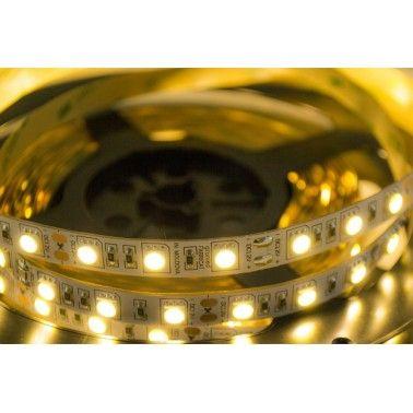 Cumpara Banda LED SMD 5050 lumina caldă 6000K 12 (V) LED market 5m/pc in Romania, livrarea in toata Romania
