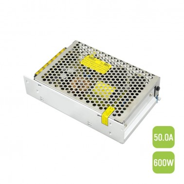 Cumpara Power driver LED market CV 600W, 12VDC, 50.00A, IP20, PS600-H1V12 in Romania, livrarea in toata Romania