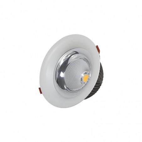 Cumpara Spot cu LED incastrabil COB ZR D2008 7 (W) LED market in Romania, livrarea in toata Romania