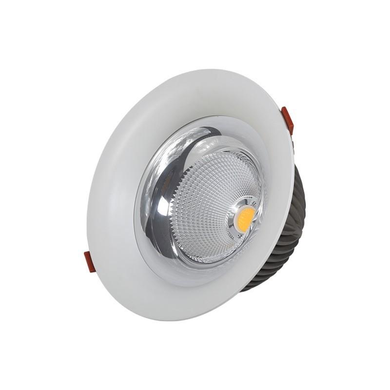 Cumpara Spot cu LED incastrabil COB ZR D2008 20 (W) LED market in Romania, livrarea in toata Romania