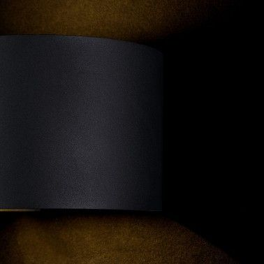 Cumpara Aplica cu LED de perete interior LED market W3156 Black in Romania, livrarea in toata Romania