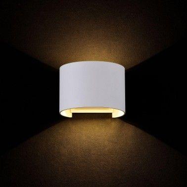 Cumpara Aplica cu LED de perete interior LED market W3156 White in Romania, livrarea in toata Romania