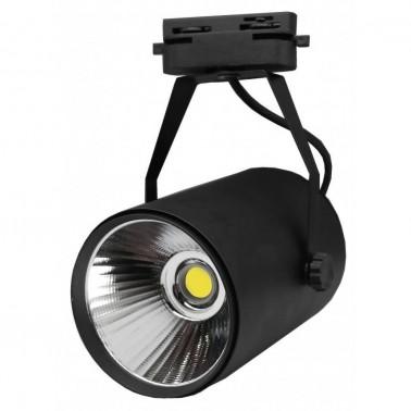 Cumpara Proiector pe șina QF 2089 30 (W) LED market Negru in Romania, livrarea in toata Romania