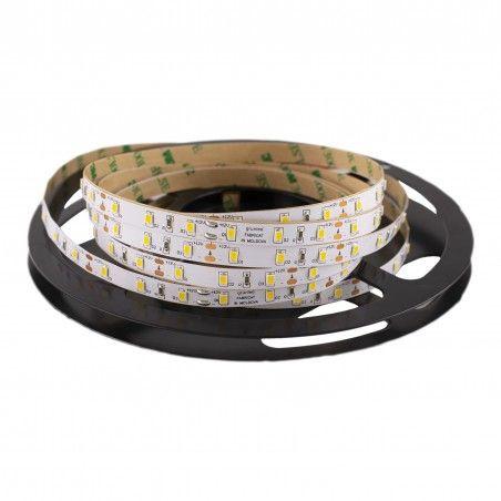 Cumpara Banda LED SMD 2835 lumina caldă 60led/m 3000K 12 (V) LED market 5m/pc in Romania, livrarea in toata Romania