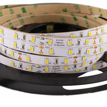 Cumpara Banda LED SMD 2835 lumina neutră 60led/m 4000K 12 (V) LED market 5m/pc in Romania, livrarea in toata Romania