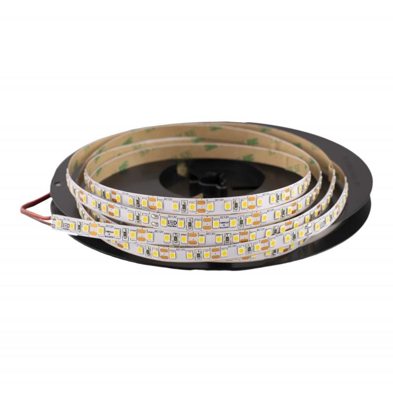 Cumpara Banda LED SMD 2835 lumina rece 120led/m 6000K 12 (V) LED market 5m/pc in Romania, livrarea in toata Romania