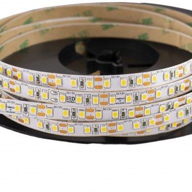Cumpara BANDA LED SMD 2835 LUMINA CALDA 3000K 24 (V) IP20 LED MARKET 5m/pc in Romania, livrarea in toata Romania