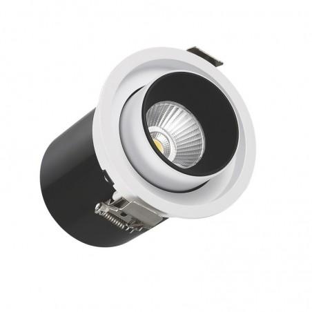 Cumpara Spot cu LED orientabil incastrabil LM-S1030R 7W LED market in Romania, livrarea in toata Romania