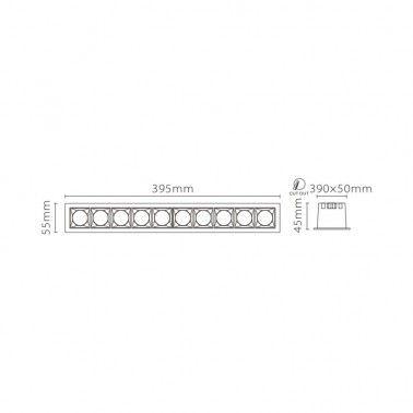 Cumpara Spot cu LED incastrabil LM-XL003-40WL LED market in Romania, livrarea in toata Romania