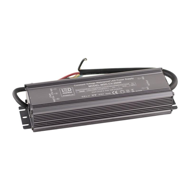 Cumpara Sursă de alimentare MSD-CV-200W LED market in Romania, livrarea in toata Romania