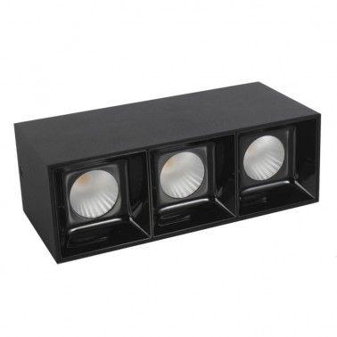 Cumpara Aplica cu LED LM-3008 3*14W Neagra LED market in Romania, livrarea in toata Romania