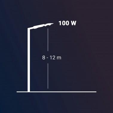 Cumpara Corp de iluminat cu LED stradal LEAF 2 COB 2 LED market 100 (W) in Romania, livrarea in toata Romania