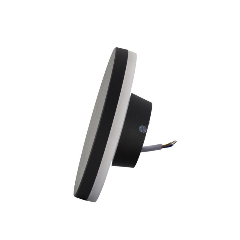 Cumpara Aplica cu LED de perete exterior LED market COB W27048 12W Neagra in Romania, livrarea in toata Romania