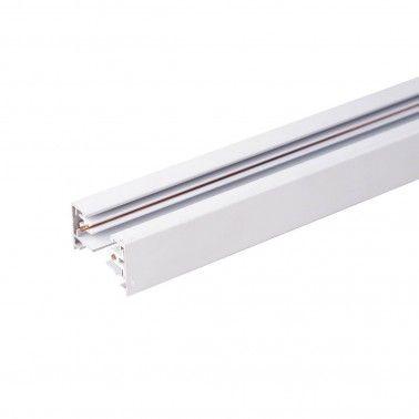 Cumpara Șina aplicabilă pentru proiector WJ-D02-3 3000 (mm) 2 faze Albă LED market in Romania, livrarea in toata Romania