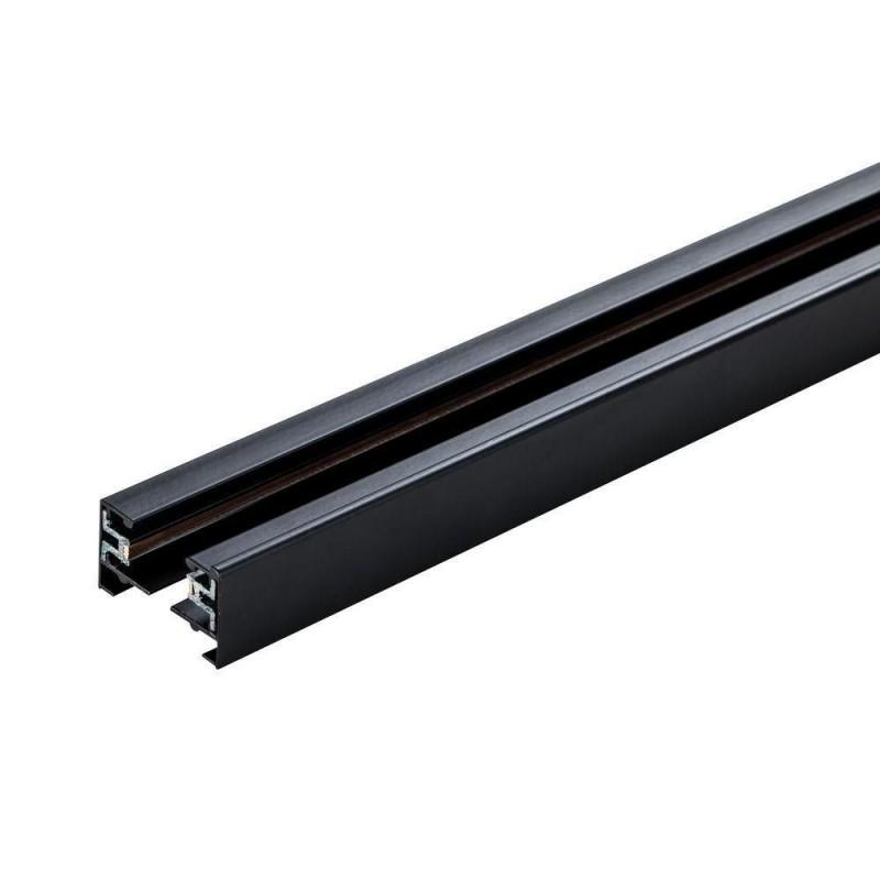 Cumpara Șina aplicabilă pentru proiector WJ-D02-3 3000 (mm) 2 faze Neagră LED market in Romania, livrarea in toata Romania