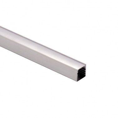 Cumpara Profil de aluminiu pentru banda LED LMX-1414 2m in Romania, livrarea in toata Romania