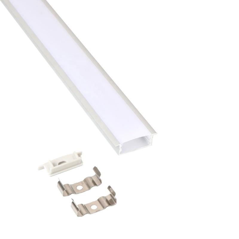 Cumpara Profil de aluminiu pentru banda LED LMX-205-1 2m in Romania, livrarea in toata Romania
