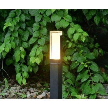 Cumpara Stalp LED iluminat gradina LED market A042-2 7W in Romania, livrarea in toata Romania