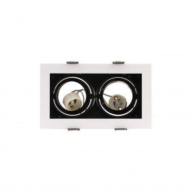 Cumpara Spot cu LED orientabil incastrabil LED market 3COB SD-72MODULE*2 in Romania, livrarea in toata Romania