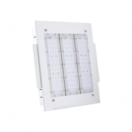 Proiector LED IP65 pentru benzinarii, LED Market, LM-GS900, Putere 100W, 10800Lm, 50 000H