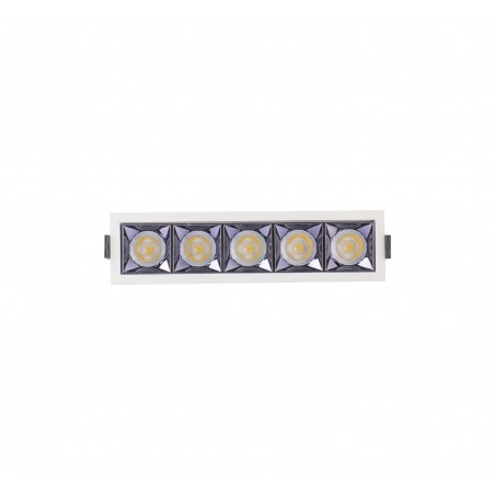 Spot LED 20W - 50 000 ore, dreptunghi incastrabil, LED Market, LM-XL003