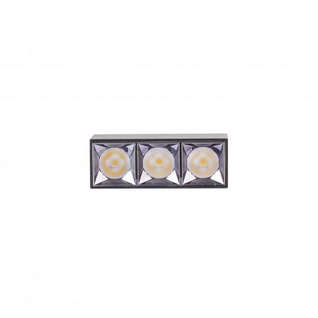 Spot cu LED aplicabil LM-XL004-12WL Negru