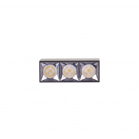 Spot LED 12W, 1368lm - 50 000 ore, aplicat, LED Market, LM-XL004-12WL, Corp Negru