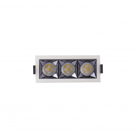 Spot LED 12W - 50 000 ore, dreptunghi incastrabil, LED Market, LM-XL003