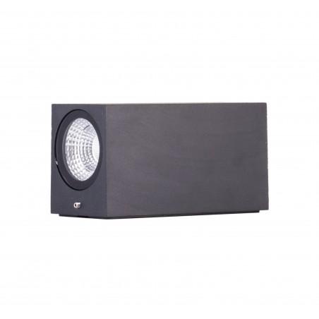 Aplica IP65 LED 2x7W, 1596lm - 50 000 ore, LED Market, LC1010/2