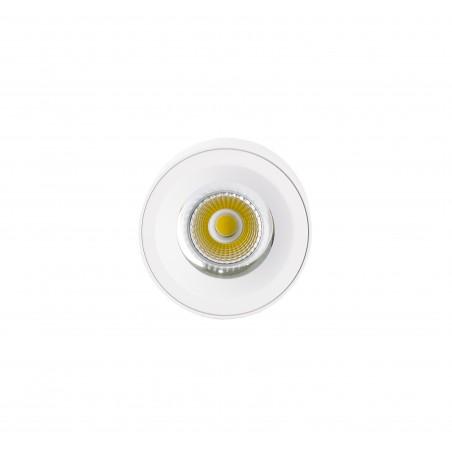 Spot LED 12W, 1368lm - 50 000 ore, aplicat, LED Market, M1810B, Corp Alb
