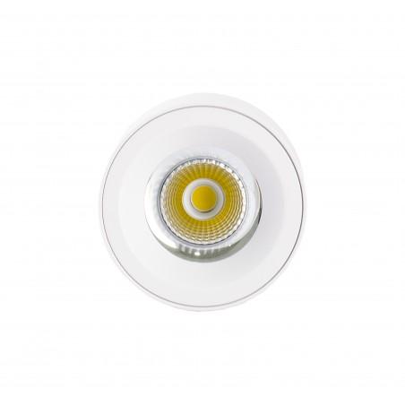 Spot LED 20W, 2280lm - 50 000 ore, aplicat, LED Market, M1810B, Corp Alb