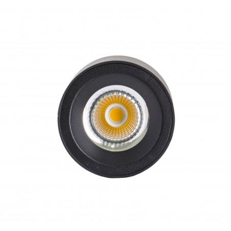 Spot LED 20W, 2280lm - 50 000 ore, aplicat, LED Market, M1810B, Corp Negru